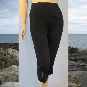 Chalou Ankle Pant with Zipper